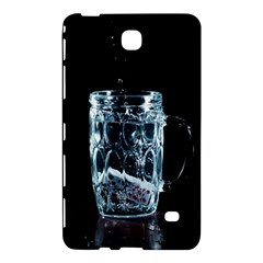 Glass Water Liquid Background Samsung Galaxy Tab 4 (8 ) Hardshell Case  by BangZart
