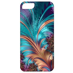 Feather Fractal Artistic Design Apple Iphone 5 Classic Hardshell Case
