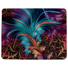 Feather Fractal Artistic Design Jigsaw Puzzle Photo Stand (rectangular) by BangZart