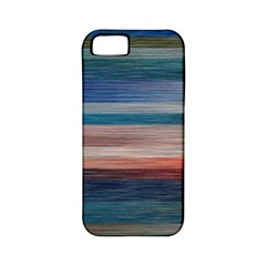 Background Horizontal Lines Apple Iphone 5 Classic Hardshell Case (pc+silicone) by BangZart