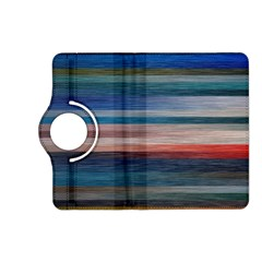 Background Horizontal Lines Kindle Fire Hd (2013) Flip 360 Case by BangZart