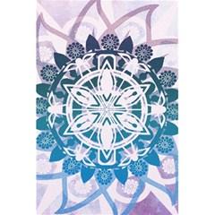 Mandalas Symmetry Meditation Round 5 5  X 8 5  Notebooks by BangZart