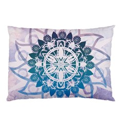 Mandalas Symmetry Meditation Round Pillow Case (two Sides)