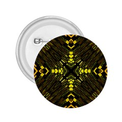 Abstract Glow Kaleidoscopic Light 2 25  Buttons by BangZart
