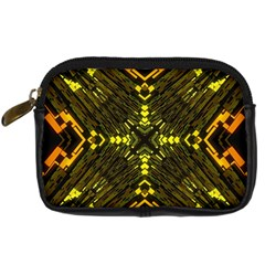 Abstract Glow Kaleidoscopic Light Digital Camera Cases by BangZart