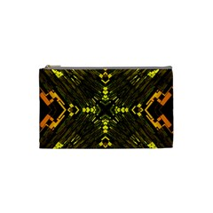 Abstract Glow Kaleidoscopic Light Cosmetic Bag (small)