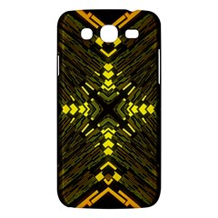 Abstract Glow Kaleidoscopic Light Samsung Galaxy Mega 5 8 I9152 Hardshell Case  by BangZart