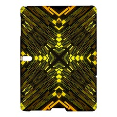 Abstract Glow Kaleidoscopic Light Samsung Galaxy Tab S (10 5 ) Hardshell Case