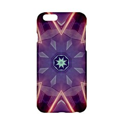 Abstract Glow Kaleidoscopic Light Apple Iphone 6/6s Hardshell Case