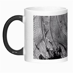 Fragmented Fractal Memories And Gunpowder Glass Morph Mugs by beautifulfractals