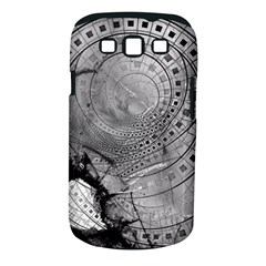 Fragmented Fractal Memories And Gunpowder Glass Samsung Galaxy S Iii Classic Hardshell Case (pc+silicone) by beautifulfractals