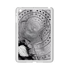 Fragmented Fractal Memories And Gunpowder Glass Ipad Mini 2 Enamel Coated Cases by beautifulfractals