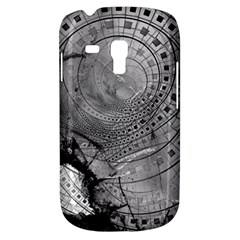 Fragmented Fractal Memories And Gunpowder Glass Galaxy S3 Mini by beautifulfractals