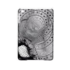 Fragmented Fractal Memories And Gunpowder Glass Ipad Mini 2 Hardshell Cases by beautifulfractals