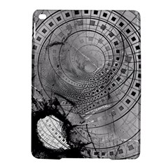 Fragmented Fractal Memories And Gunpowder Glass Ipad Air 2 Hardshell Cases by beautifulfractals