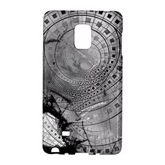 Fragmented Fractal Memories And Gunpowder Glass Galaxy Note Edge by beautifulfractals