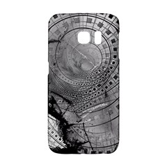 Fragmented Fractal Memories And Gunpowder Glass Galaxy S6 Edge by beautifulfractals
