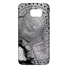 Fragmented Fractal Memories And Gunpowder Glass Galaxy S6 by beautifulfractals