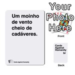 CAH6 - Playing Cards 54 Designs