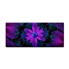 Beautiful Ultraviolet Lilac Orchid Fractal Flowers Cosmetic Storage Cases by beautifulfractals