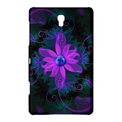 Beautiful Ultraviolet Lilac Orchid Fractal Flowers Samsung Galaxy Tab S (8 4 ) Hardshell Case  by jayaprime
