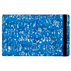 Glossy Abstract Teal Apple Ipad Pro 9 7   Flip Case by MoreColorsinLife