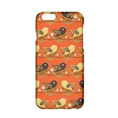 Birds Pattern Apple Iphone 6/6s Hardshell Case by linceazul