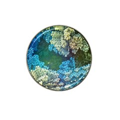 Fractal Formula Abstract Backdrop Hat Clip Ball Marker (4 Pack) by BangZart