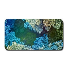 Fractal Formula Abstract Backdrop Medium Bar Mats by BangZart