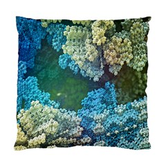 Fractal Formula Abstract Backdrop Standard Cushion Case (one Side) by BangZart