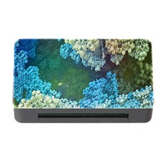 Fractal Formula Abstract Backdrop Memory Card Reader With Cf by BangZart