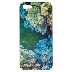 Fractal Formula Abstract Backdrop Apple Iphone 5 Hardshell Case by BangZart