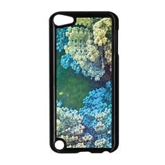 Fractal Formula Abstract Backdrop Apple Ipod Touch 5 Case (black) by BangZart