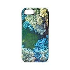 Fractal Formula Abstract Backdrop Apple Iphone 5 Classic Hardshell Case (pc+silicone)