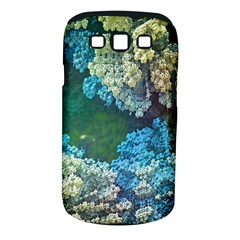 Fractal Formula Abstract Backdrop Samsung Galaxy S Iii Classic Hardshell Case (pc+silicone) by BangZart