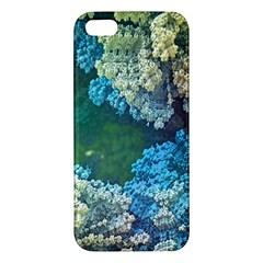 Fractal Formula Abstract Backdrop Iphone 5s/ Se Premium Hardshell Case by BangZart