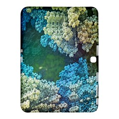 Fractal Formula Abstract Backdrop Samsung Galaxy Tab 4 (10 1 ) Hardshell Case