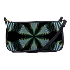 Lines Abstract Background Shoulder Clutch Bags