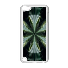 Lines Abstract Background Apple Ipod Touch 5 Case (white) by BangZart