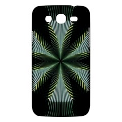 Lines Abstract Background Samsung Galaxy Mega 5 8 I9152 Hardshell Case  by BangZart