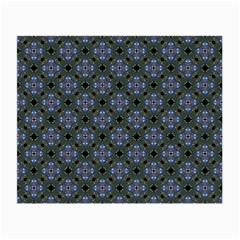Space Wallpaper Pattern Spaceship Small Glasses Cloth by BangZart