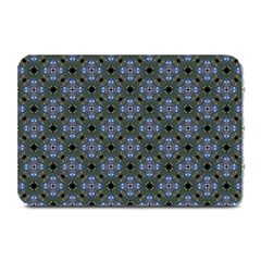Space Wallpaper Pattern Spaceship Plate Mats by BangZart