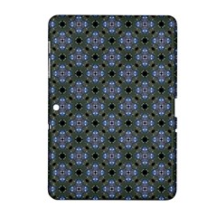 Space Wallpaper Pattern Spaceship Samsung Galaxy Tab 2 (10 1 ) P5100 Hardshell Case