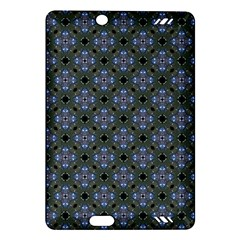 Space Wallpaper Pattern Spaceship Amazon Kindle Fire Hd (2013) Hardshell Case by BangZart