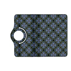 Space Wallpaper Pattern Spaceship Kindle Fire Hd (2013) Flip 360 Case by BangZart