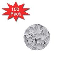 Pattern Motif Decor 1  Mini Buttons (100 Pack)