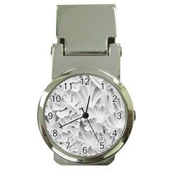 Pattern Motif Decor Money Clip Watches by BangZart