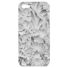 Pattern Motif Decor Apple Iphone 5 Hardshell Case by BangZart