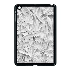 Pattern Motif Decor Apple Ipad Mini Case (black)