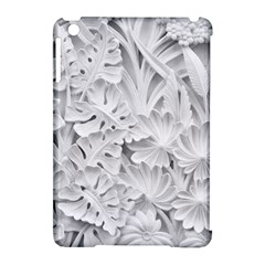 Pattern Motif Decor Apple Ipad Mini Hardshell Case (compatible With Smart Cover)